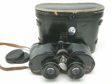 Vintage Penneys 7x35 Extra Wide Angle Binoculars. Clean. Case.