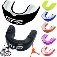New CFR Shock CFR Double Braces Mouthguard Mouth Piece Basketball w/ Case GG