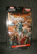 Marvel Legends 3.75 Figure Comic Packs Defenders of Asgard Battleworld Thor #1