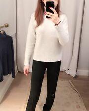 NWT Club Monaco Cashmere Sweater Knitwear Top Fashion Women Turtleneck winter