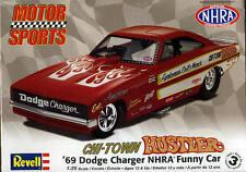 Revell Chi-Town Hustler Dodge Charger Funny Car - 1/25