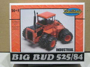 BIG BUD 524/84 TRACTOR CHASE DESERT TAN NEW IN BOX 1/32