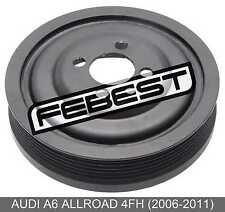 Crankshaft Pulley Engine For Audi A6 Allroad 4Fh (2006-2011)