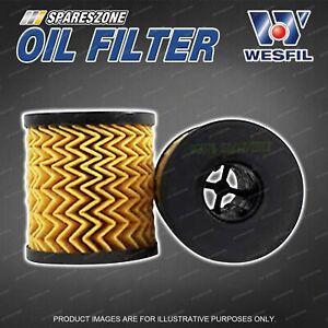 Wesfil Oil Filter for Peugeot 307 T6 308 T7 4007 407 ST 5008 508 Expert Partner