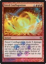 Magic the Gathering MTG Fated Conflagration Buy-a-Box Promo FOIL