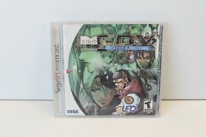 Industrial Spy Operation Espionage Sega Dreamcast Case Artwork Manual Only FAST
