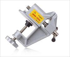 Small vise aluminum table vise Rh-001 Upscale movable table vise mini upscale