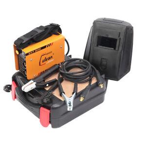 Portable Electric Welder 220V 10-200A MMA ARC Mini Welding Inverter Machine Tool