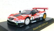 Kyosho 1/64 2001 JGTC LOCTITE HONDA NSX #1 Racing diecast car model