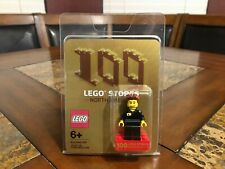 LEGO EXCLUSIVE PROMOTIONAL 100 NORTH AMERICAN STORES NEW SEALED VERY RARE!