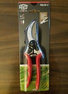 FELCO 2 CLASSIC SWISS MADE ONE-HAND HIGH PERFORMANCE PRUNING SHEAR