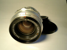 M42 CARL ZEISS JENA BIOMETAR 1Q Red T 1:2,8/80 Top Condition Vintage lens 80mm