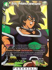 Demonic Intimidation NON Foil Dragon Ball Super Card PLAYSET P-110 PR Broly