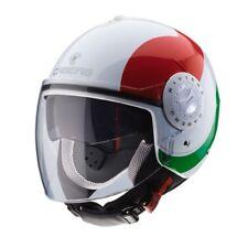 Caberg Riviera Viso aperto DVS Moto Scooter Casco - Rollio Italy M