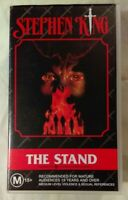 The Stand VHS 1994 Horror Miniseries Mick Garris Stephen King 1995 Time-Life Aus