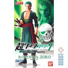 Super ONE PIECE Styling Figure REUNTED PIRATES Roronoa Zoro Ships from NJ