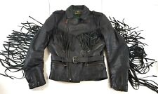 Vintage Polo Riders Collection Biker Jacket Leather Motorcycle 50M B069
