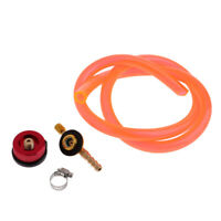 Outdoor Camping Gas Stove Tank Propane Refill Adapter Cylinder Hose Kit