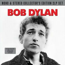 Bob Dylan Mono And Stereo Collectors Edition 2 LP Gatefold Set 180g Vinyl Record