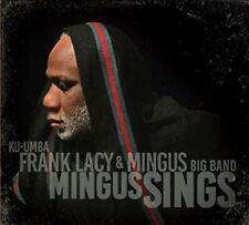 Frank Lacy & Mingus Big Band - Mingus Sings [New CD]