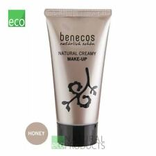 Benecos Natural  Liquid Foundation - Honey 30ml