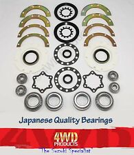 Swivel/Wheel Bearing kit [PREMIUM] - Suzuki Sierra 1.0/1.3 (81-96) Maruti(90-99)
