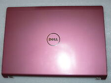 NEW GENUINE DELL STUDIO 1535 1536 1537 LID COVER PINK HINGES N427C P636X 0P636X