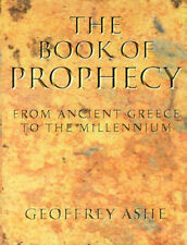 """Book of Prophecy"" Delphi Ancient Greece to Nostradamos Bible Merlin King Arthur"