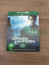 Film Blu-Ray - Green Lantern 3D - Ryan Reynolds - Comme Neuf