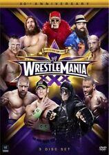 Wrestlemania XXX 0651191952748 DVD Region 1