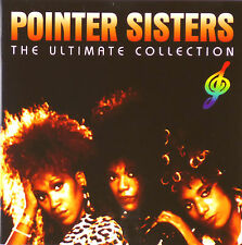 CD - Pointer Sisters - The Ultimate Collection - #A1245 - RAR