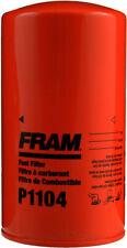Fram Fuel Filter Spin On Heavy Duty P1104  - Topkick / Freghtliner   - NEW