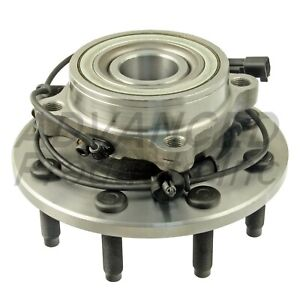 Detroit Axle 515101 Wheel Bearing and Hub Assembly Front [G7CB]