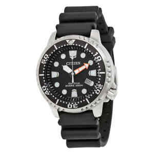 Citizen Promaster Diver 200 Meters Eco-Drive Black Dial Men's Watch BN0150-28E