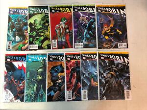 All-Star Batman And Robin The Boy Wonder (2005) #1-10 (VF/NM) Complete Set DC