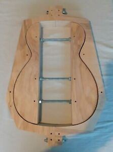OM style guitar mold
