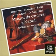 Musica Da Camera a Napoli (Il Giardino Armonico)  (UK IMPORT)  CD NEW