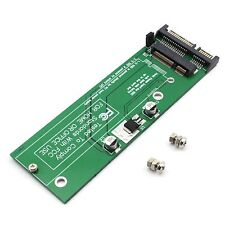 12 +6 Pines Apple Macbook Air Sólido Ssd A Sata convertir Adaptador Tarjeta A1369 A1370