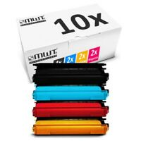 10x MWT Toner Compatible Para Brother DCP-9040-CN MFC-9840-CDW