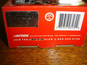 Kevin Harvick #2 BUSCH CHAMP & #29 WINSTON ROTY 2001 Action 2 Car Tin 1/64 NEW