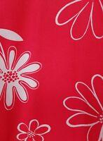 EUC! Large Floral Scrub Top Fun Summer Print