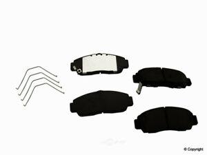 Disc Brake Pad Set Front WD Express 520 15060 001