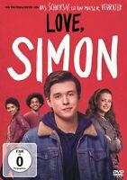 Love, Simon [DVD/NEU/OVP] Coming-of-Age-Komödie um einen jungen Mann, der sich o