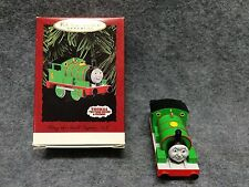 1996 Hallmark Ornament Percy The Small Engine No. 6 Thomas & Friends Series