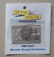 Detail Master 2025 x 1/24-1/25 Blower Scoop Hardware