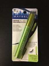 Maybelline Define-A-Lash Lengthening Mascara In Very Black 801