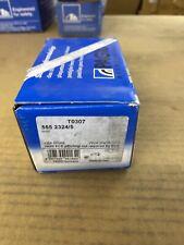 BMW Rear Brake Pads 325e E30 OEM Pagid 34211158912