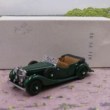 Franklin Mint 1938 Alvis 4.3 1:24 model good condition boxed READ DESCRIPTION