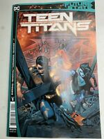 Future State Teen Titans #1 Cover A 1st Appearance Red X  NM