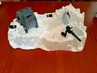 1980 Star Wars Imperial Attack Base Playset--Complete